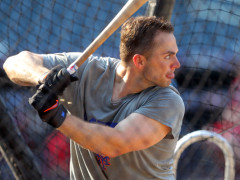David Wright Back In The Swing Of Things