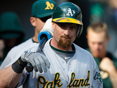 Market Beginning To Heat Up For Jonny Gomes