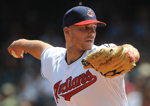 MLB: Detroit Tigers at Cleveland Indians