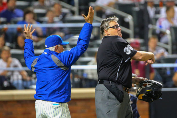 terry collins tossed