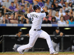 MMO Fan Shot: All I Want For Christmas Is My Tulowitzki