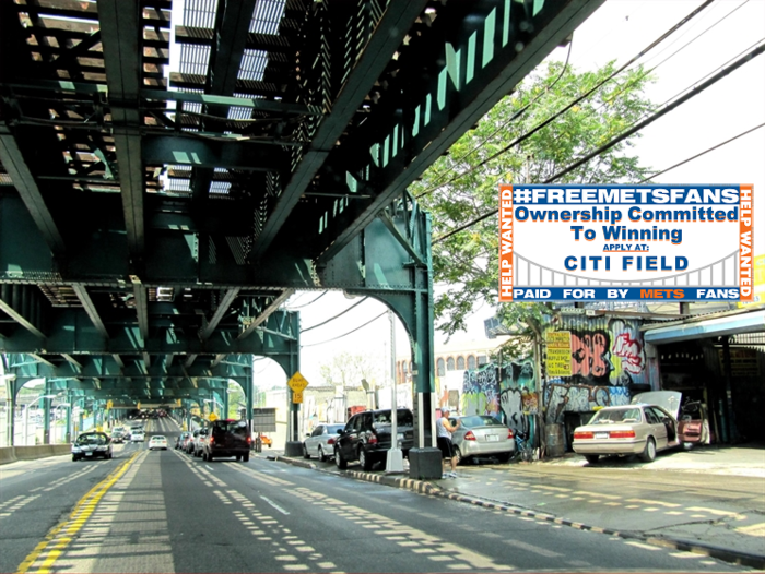 METS BILLBOARD