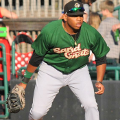 Dominic Smith Named MLB's 4th Best First Base Prospect