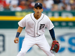 Jose Iglesias Could Give Mets Some Defense and Speed