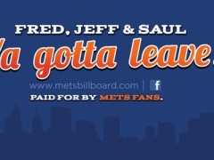 Mets Billboard Design Unveiled