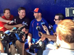 Michael Cuddyer On Injuries, Coors to Citi, Troy Tulowitzki
