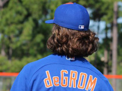 DeGrom To Unleash A Curve In 2015… Boom!