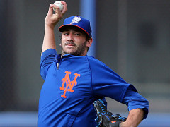 Harvey Tentatively Scheduled To Pitch March 6th Against Tigers