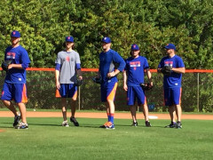 Mets Notes: Alderson To Meet The Press, Puello and Nieuwenhuis Out Of Options,