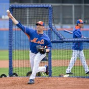 Monday Spring Wrap: Wright Sets Things Straight, Harvey Excited After Throwing BP