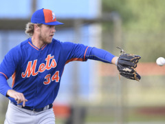 Noah Syndergaard: Refocused, Recharged, Driven