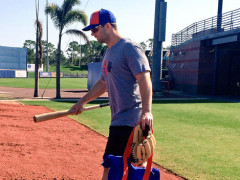 David Wright: We're The Hunted Ones Now