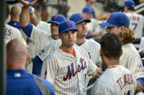 wright dugout harvey degrom