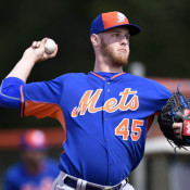 Zack Wheeler May Pitch Out of the Bullpen in 2017