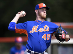 Zack Wheeler Open To Pitching Out Of Bullpen