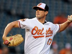 Latest On Mets and O's Lefty Reliever Matusz