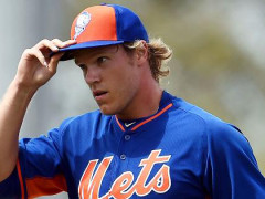 Scout Says Syndergaard Is Ready, But How Long Until He's Pitching In Citi Field?