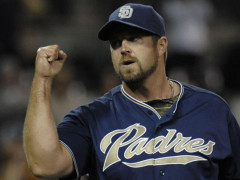 Heath Bell Announces Retirement