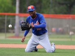 Mets Shortstop Prospect Amed Rosario Injures Wrist