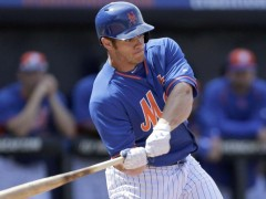 Mets Recall Anthony Recker, Option Johnny Monell To Vegas