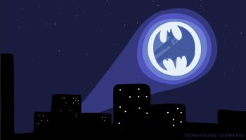 bat signal batman