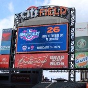 Citi Field Is Dressed To The Nines