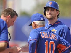 Collins Concerned Murphy Won't Be Ready For Opening Day