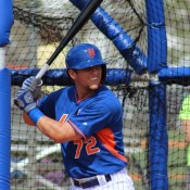 Mets Minors: Cecchini With Four Hits, Winningham Blasts Two
