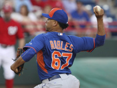 Who Is Hansel Robles and Why Did Mets Choose Him?