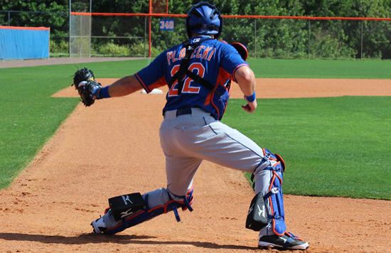 Mets Prospect Catcher For Mets Catching Prospect