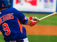 Nieuwenhuis Clears Waivers, Outrighted To Triple-A Las Vegas