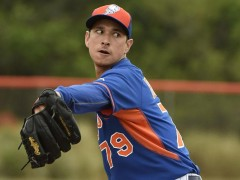 The Mets Keep Prospect Wuilmer Becerra, Lose Bowman
