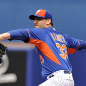 Harvey Feels Great After Sluggish Outing