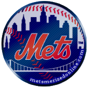 mets logo button footer