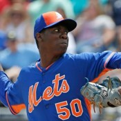 Rafael Montero No Longer Tipping Pitches