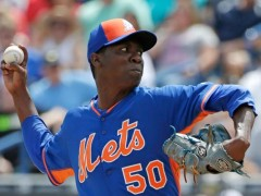 Mets GM Says Rafael Montero Likely Done For The Season