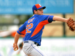Mets Minor League Recap: Matz the Magnificent Strikes Out 12, Toy Cannon Flushing Bound