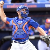 D'Arnaud's Return To Be Delayed By Bone Bruise In Wrist