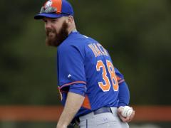 Mets Minors: Goeddel With Scoreless Frame For B'Mets, Black Takes Loss