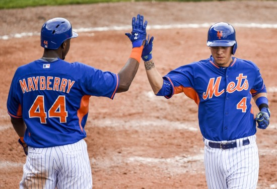 wilmer flores john mayberry