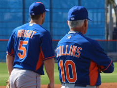 2015 Mets Over and Unders