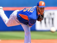 Zack Wheeler Shut Down for Rest of Season