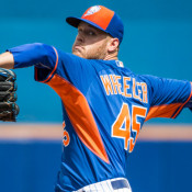 Mets Still Not Likely To Trade Zack Wheeler