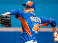 Zack Wheeler Hungry To Join Rotation