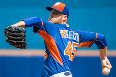 New York Mets Spring Training wheeler