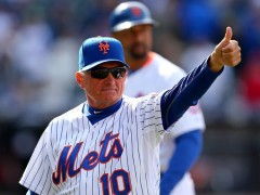 Collins Wants Contract Extension, But Mets Brass Ain't Talking