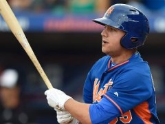 Conforto Named Eastern League Player of the Week