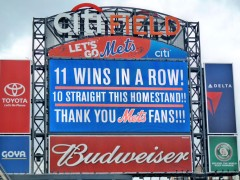 Playoffs Bound: Mets Are Making Believers Out Of Everybody