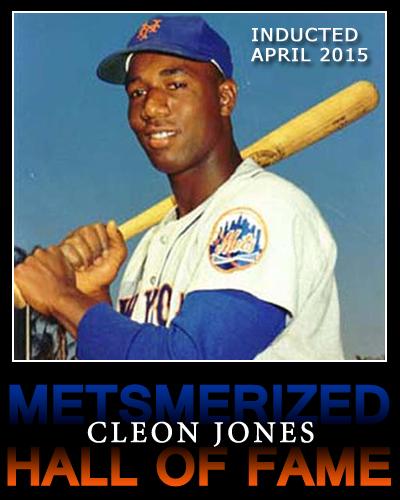 MMO Hall of Fame cleon jones