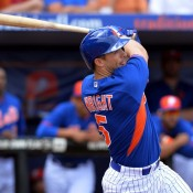 Mets Minors: Wright Goes 1-3, Montero Throws Two Innings
